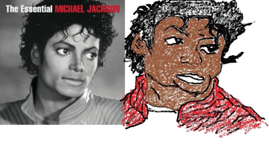 Michael Jackson by Kaylacool